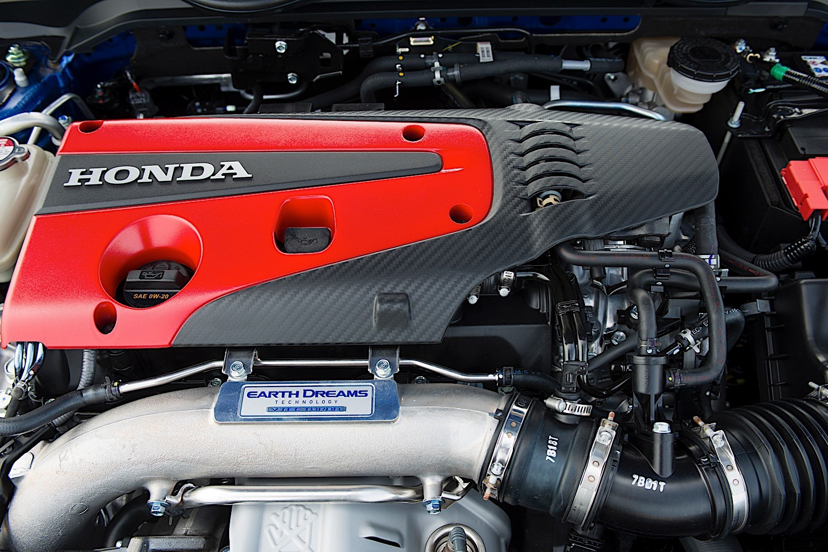 Honda civic type r specs 2017 2018 autoevolution for 2018 civic type r motor