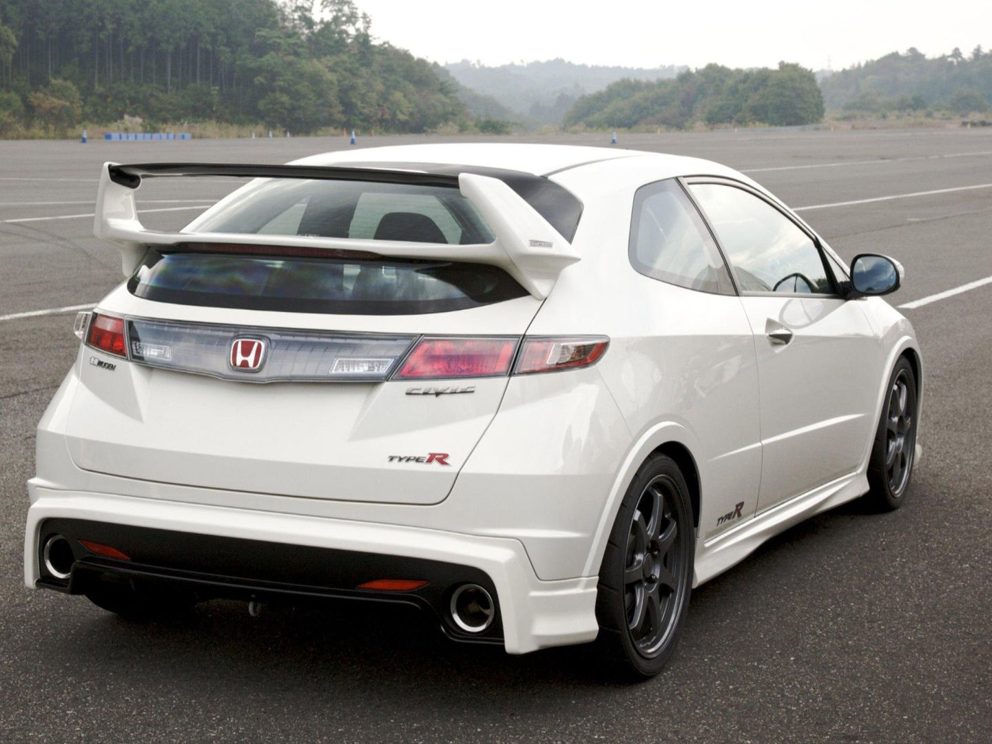 ... HONDA Civic Type-R Mugen (2009 - 2010) ...