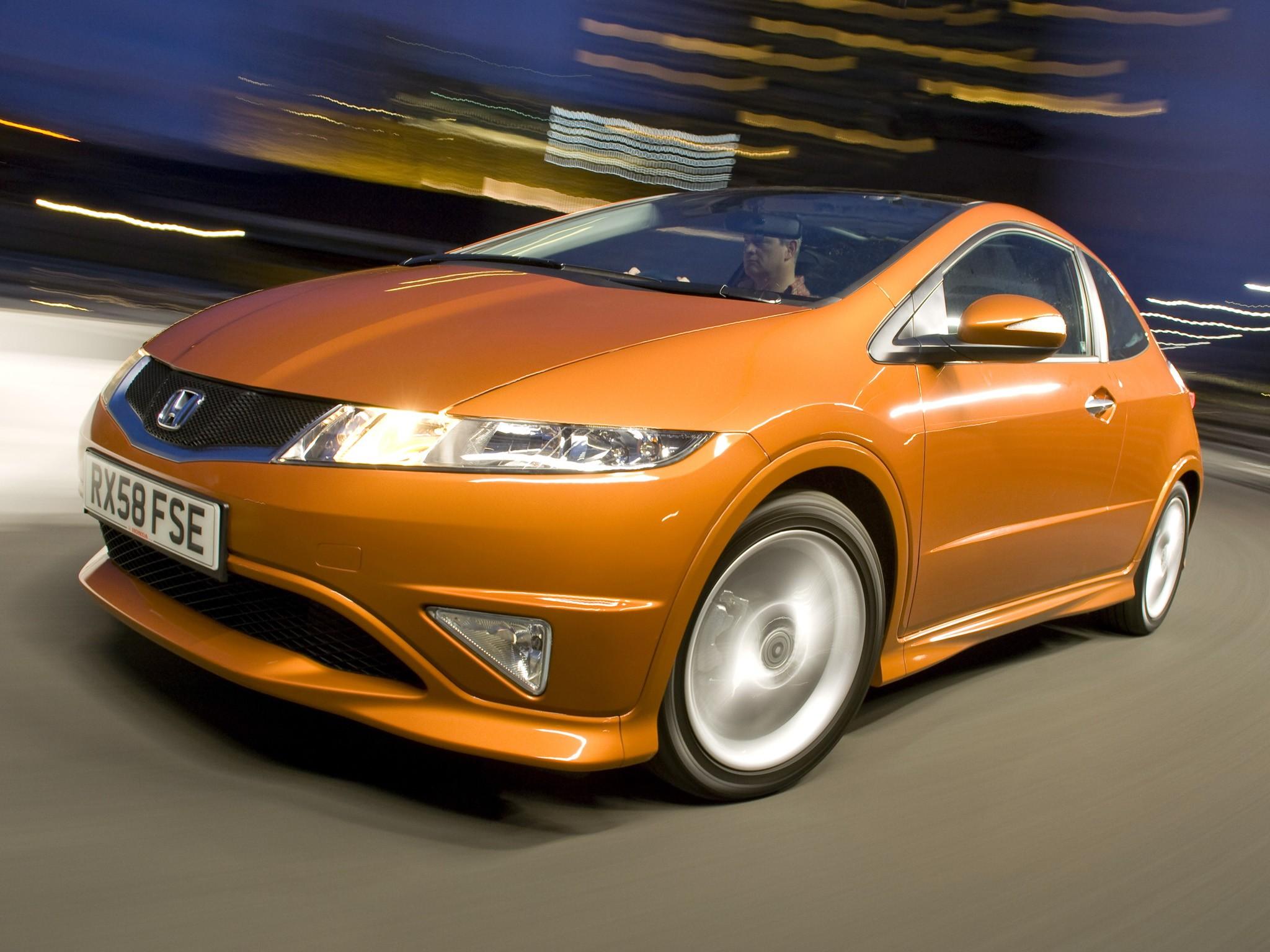 HONDA Civic Type S specs & photos - 2008, 2009, 2010, 2011 - autoevolution