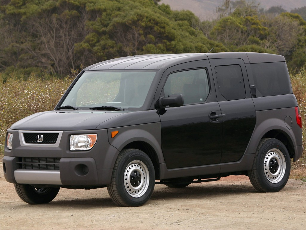 Honda Element Specs Amp Photos 2003 2004 2005 2006