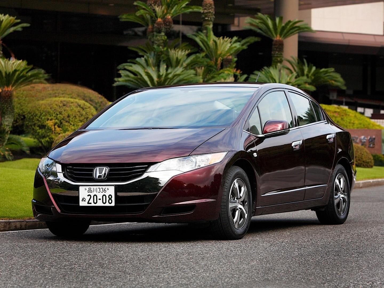 Honda Fcx Clarity 2007 2008 2009 2010 2011 2012