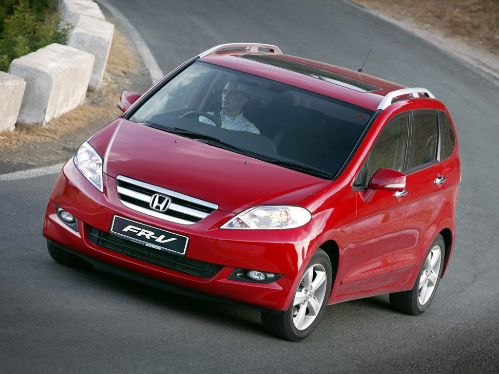 2007 Honda Civic Hybrid >> HONDA FR-V / Edix specs & photos - 2007, 2008, 2009, 2010, 2011, 2012, 2013, 2014, 2015, 2016 ...