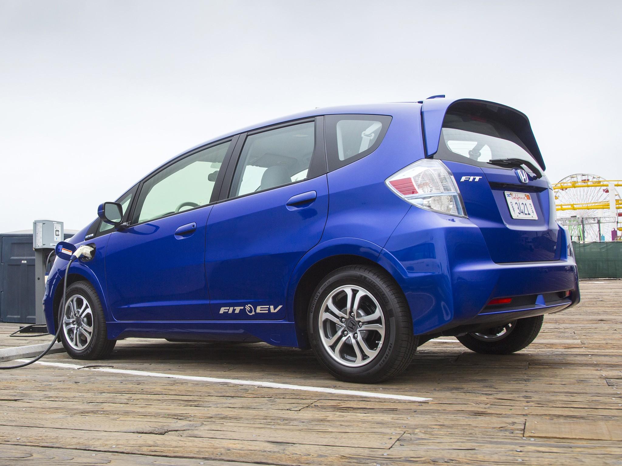 HONDA Fit EV specs  2012 2013 2014  autoevolution