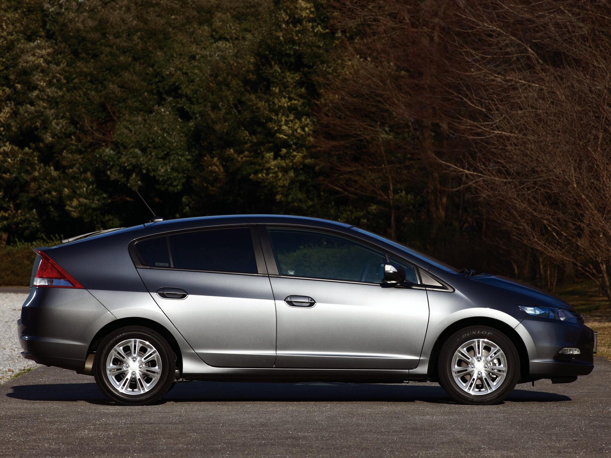 Honda Insight Specs 2009 2010 2011 2012 Autoevolution