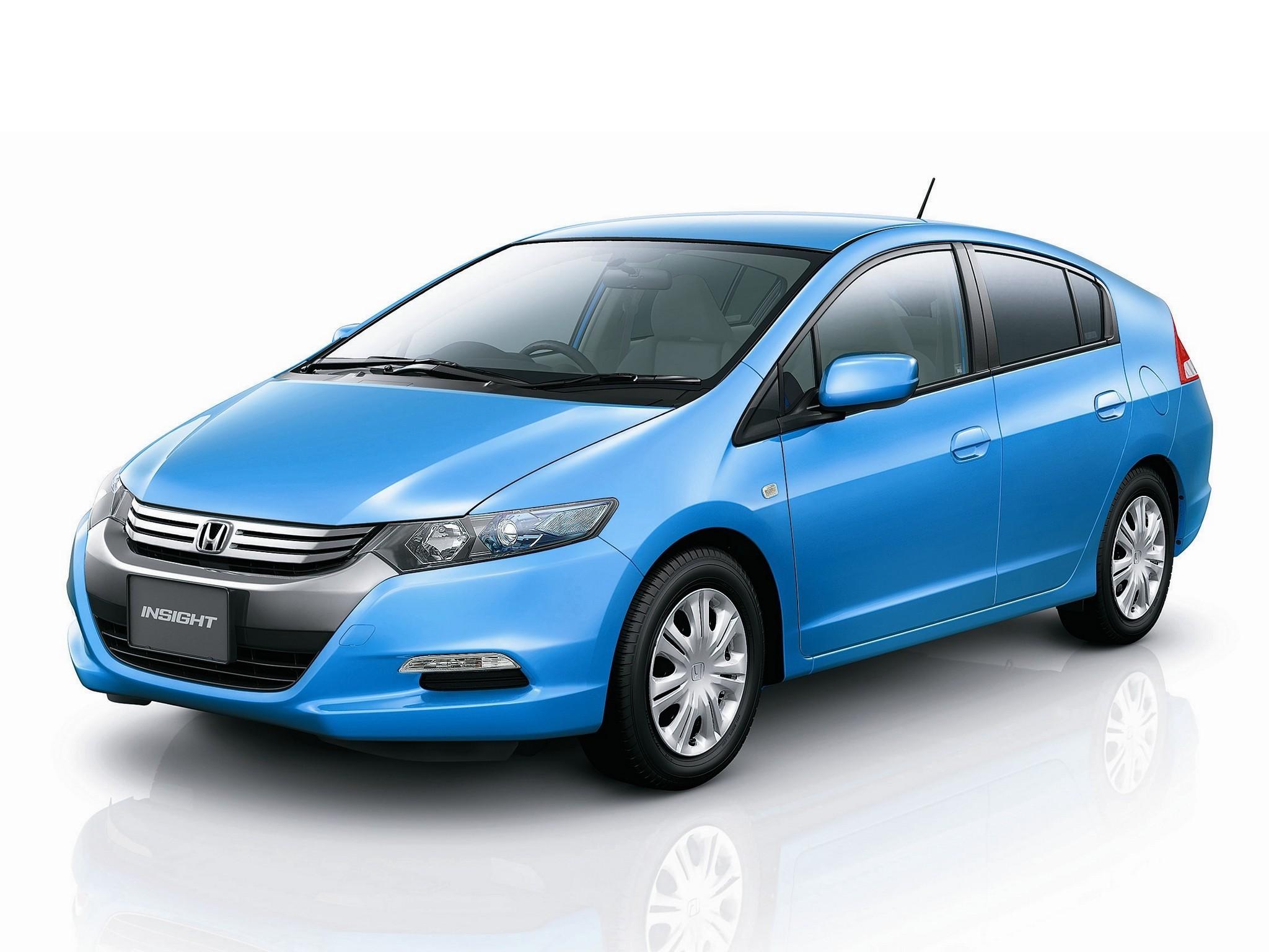 HONDA Insight - 2009, 2010, 2011, 2012 - autoevolution