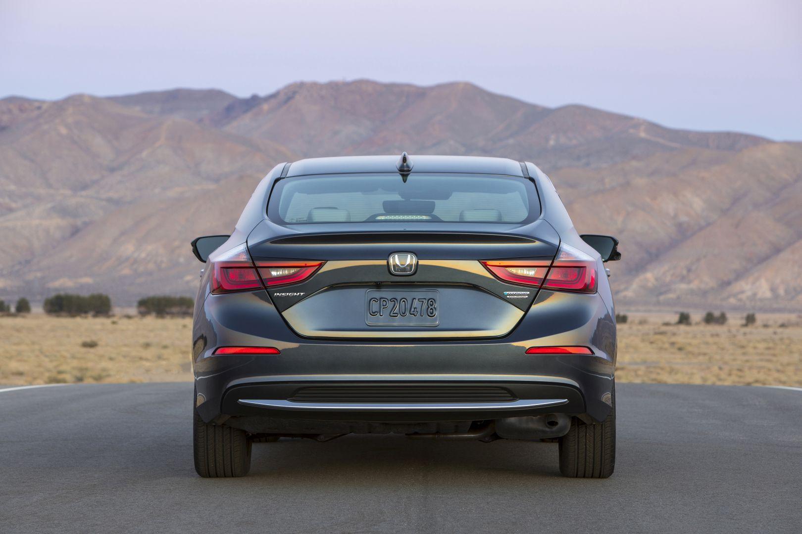 Best Hybrid Cars >> HONDA Insight specs - 2018 - autoevolution
