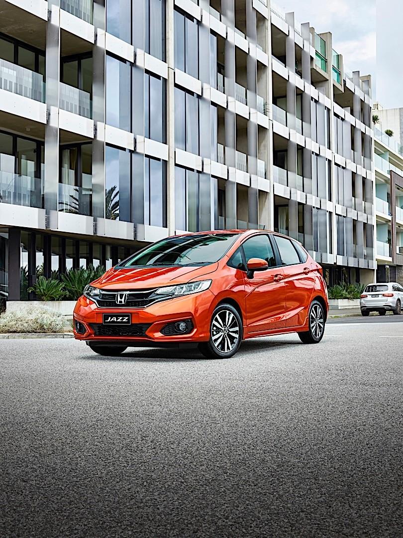 Honda jazz fit specs 2017 2018 autoevolution for Honda fit horsepower
