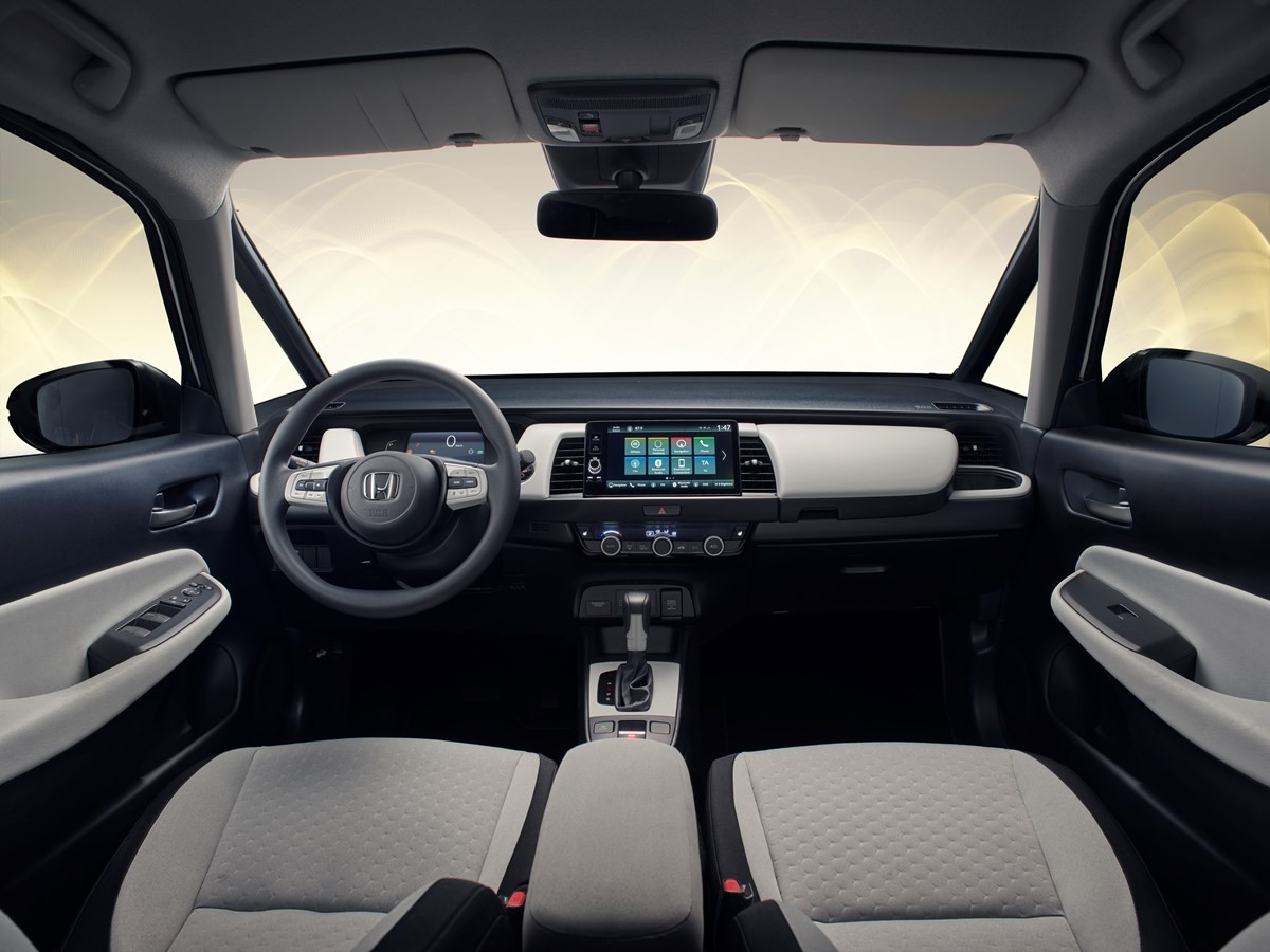 2020 Honda Fit Research New
