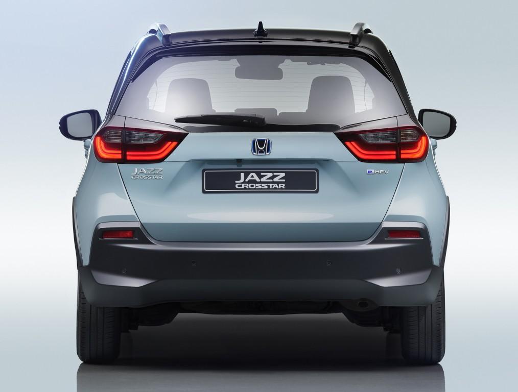 HONDA Jazz / Fit 2020, 2021 caractéristiques et photos - autoevolution en français