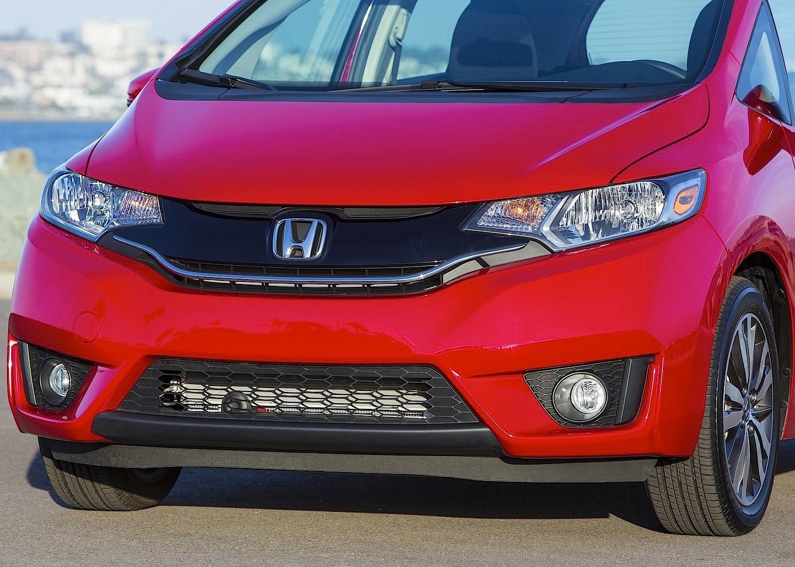 HONDA Jazz/Fit - 2013, 2014, 2015, 2016, 2017 - autoevolution