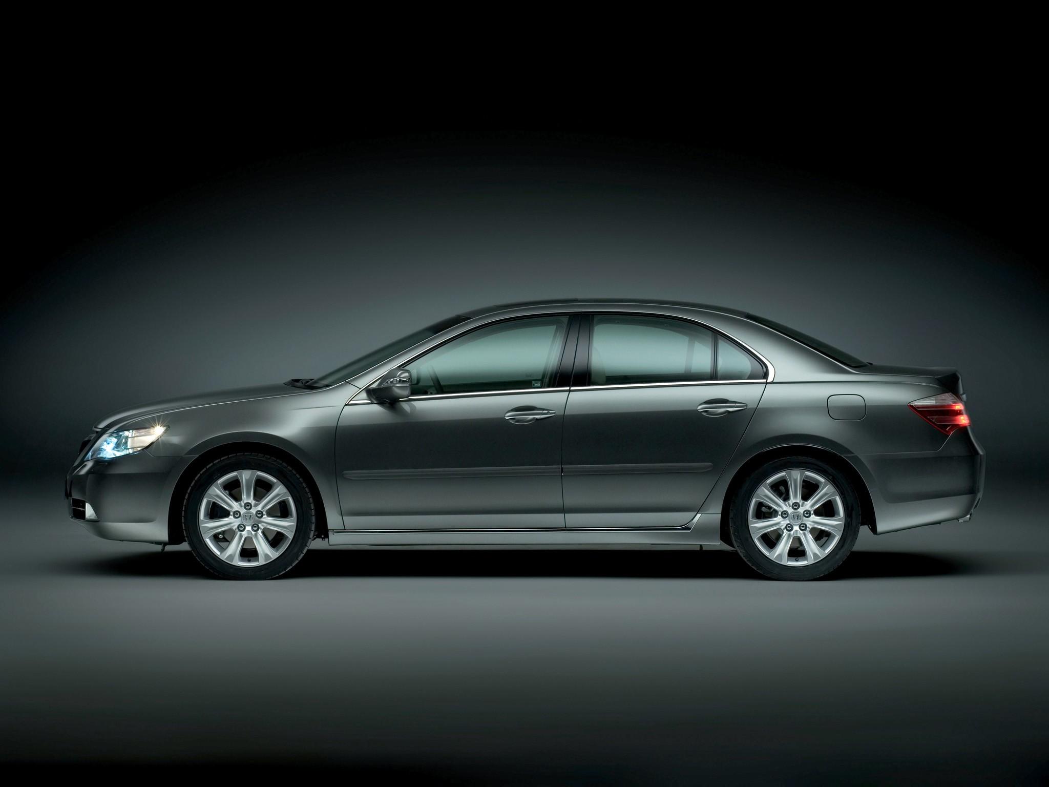 Honda Legend 2009 2010 2011 2012 Autoevolution