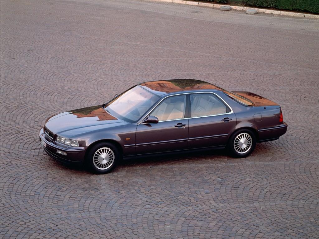 Honda Legend Sedan Specs Amp Photos 1991 1992 1993 1994