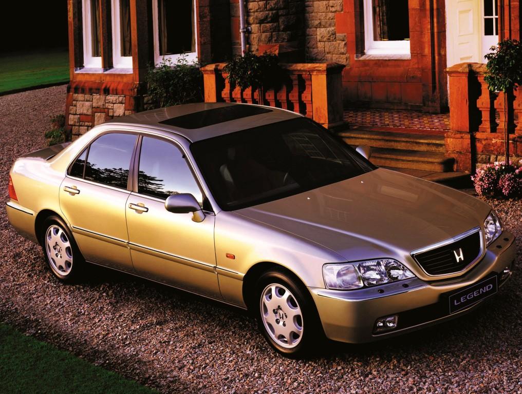 HONDA Legend Sedan specs & photos - 1996, 1997, 1998, 1999 ...