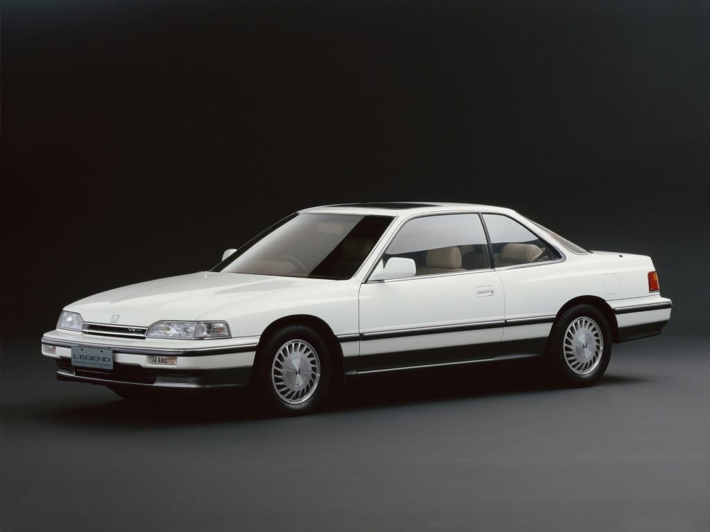 HONDA Legend Sedan specs & photos - 1987, 1988, 1989, 1990 ...