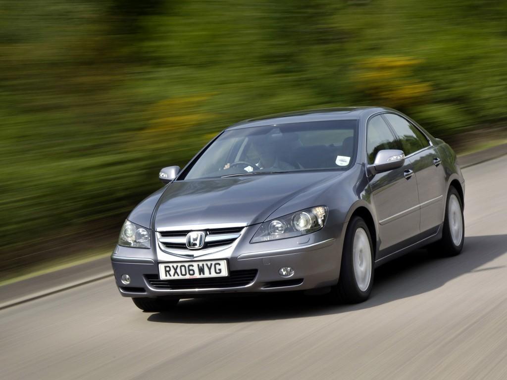 HONDA Legend Sedan specs & photos - 2004, 2005, 2006, 2007 ...