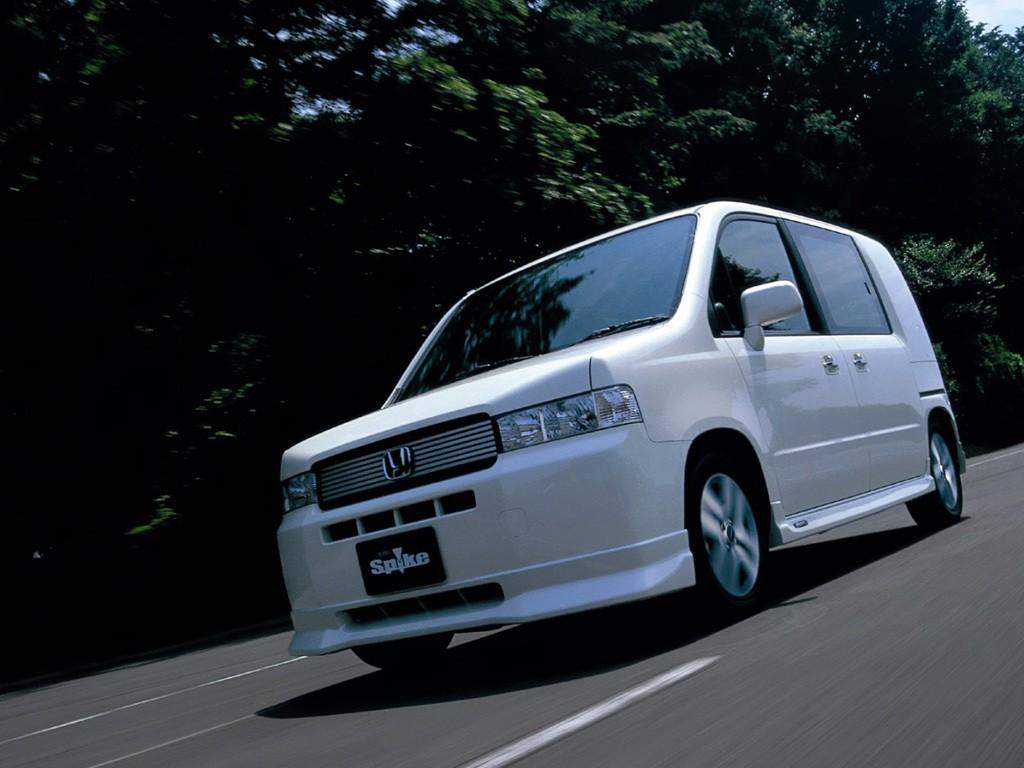 HONDA Mobilio specs & photos - 2001, 2002, 2003, 2004 - autoevolution