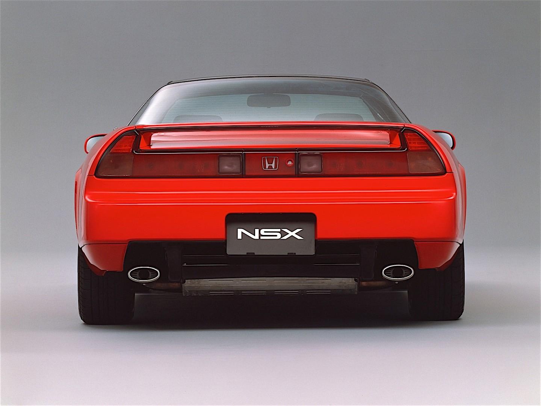 Acura Exotic Car >> HONDA NSX - 1991, 1992, 1993, 1994, 1995, 1996, 1997 - autoevolution