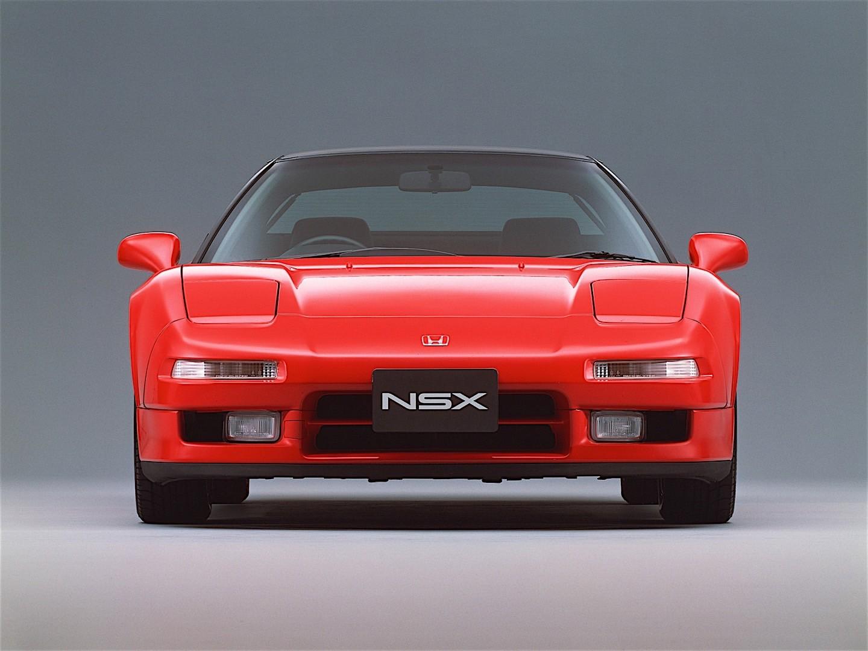 HONDA NSX specs & photos - 1991, 1992, 1993, 1994, 1995, 1996, 1997 - autoevolution