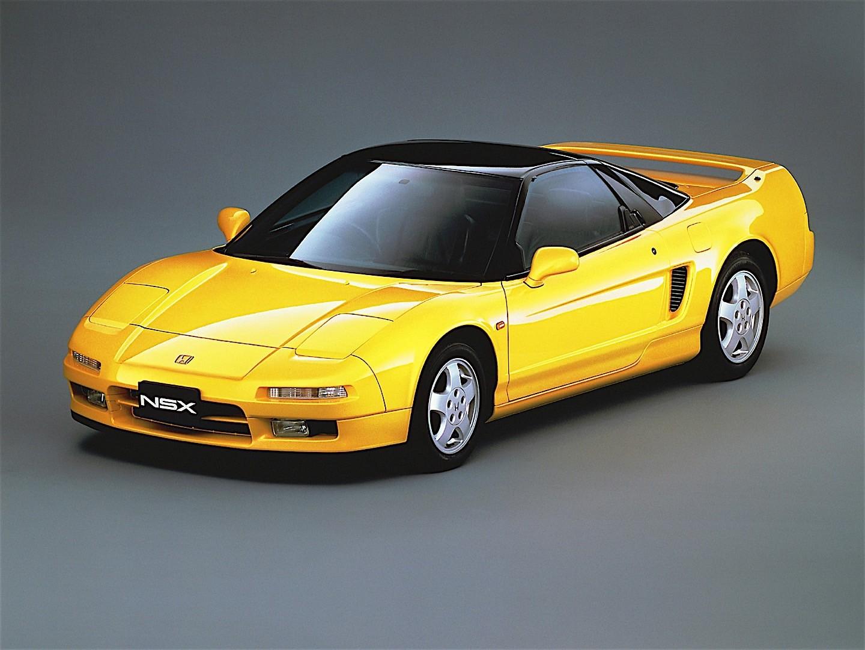 Acura Exotic Car >> HONDA NSX specs & photos - 1991, 1992, 1993, 1994, 1995, 1996, 1997 - autoevolution