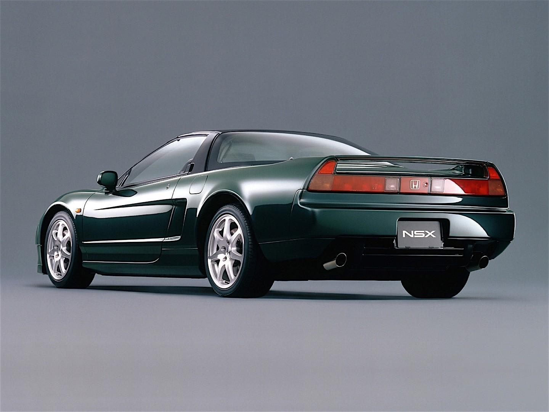 Acura Exotic Car >> HONDA NSX specs - 1991, 1992, 1993, 1994, 1995, 1996, 1997 - autoevolution