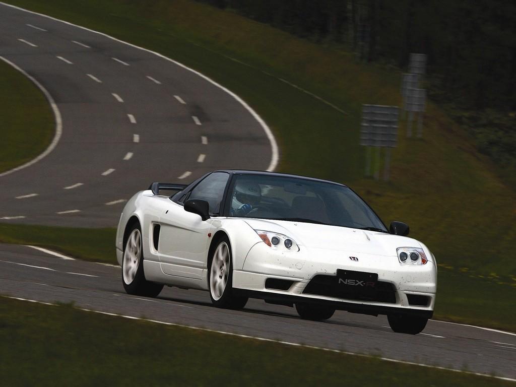 HONDA NSX - 2002, 2003, 2004, 2005 - autoevolution