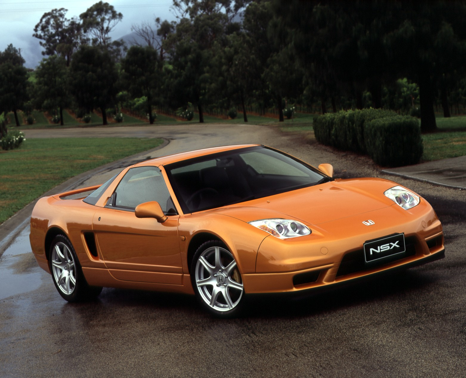 Honda Nsx 2002 2003 2004 2005 Autoevolution