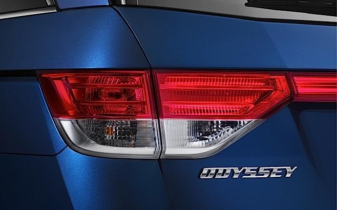 Honda Odyssey 2011 2012 2013 2014 2015 2016