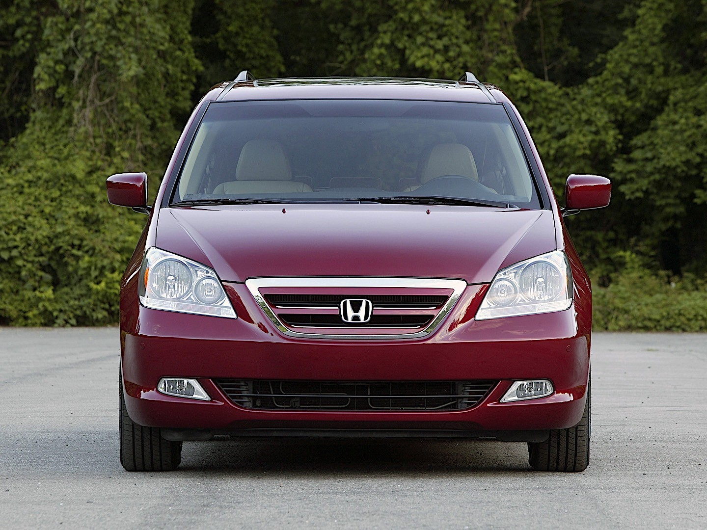 honda odyssey specs 2005 2006 2007 2008 autoevolution. Black Bedroom Furniture Sets. Home Design Ideas