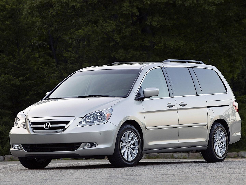 Cars With A Third Row >> HONDA Odyssey specs - 2005, 2006, 2007, 2008 - autoevolution