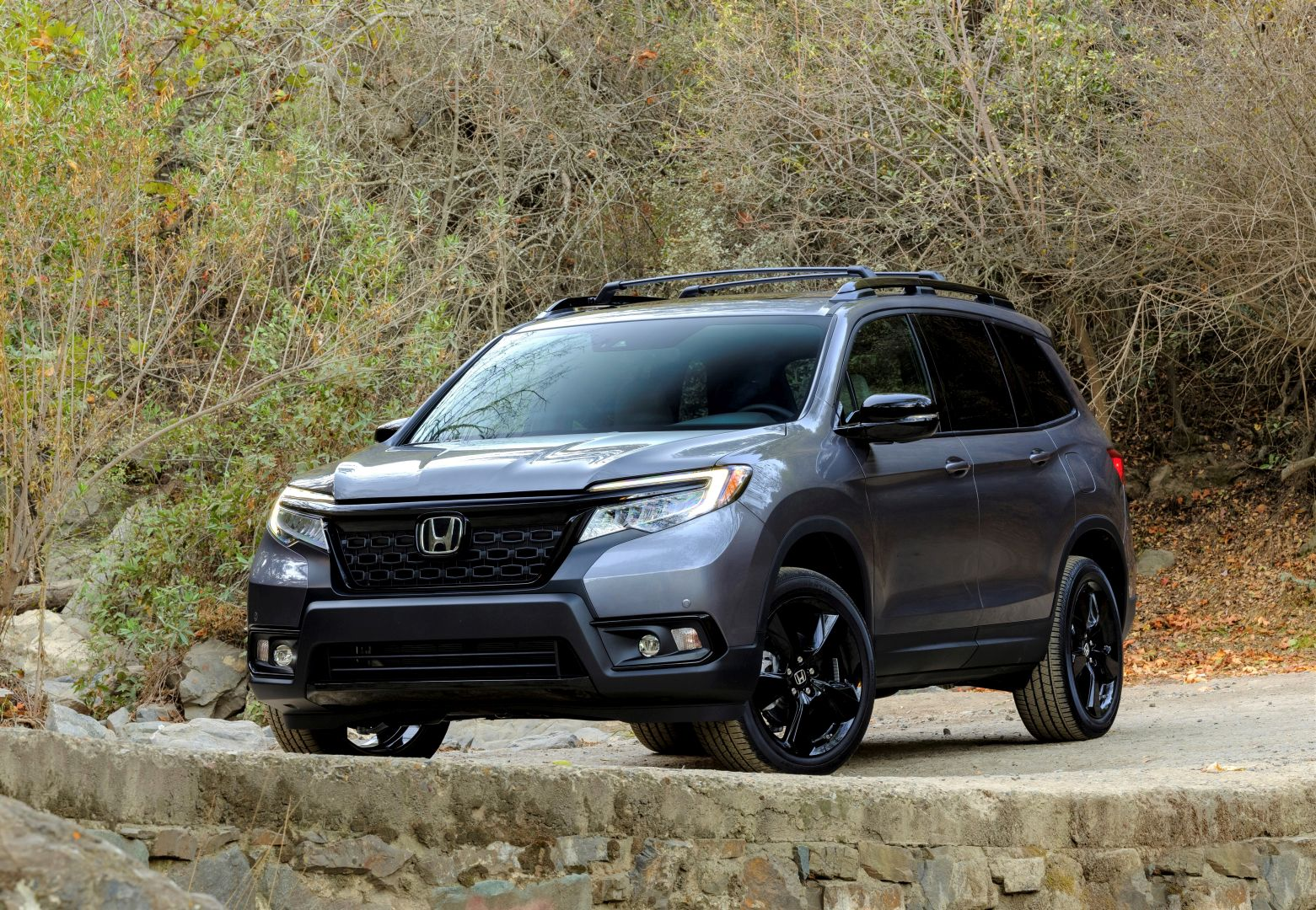 HONDA Passport specs & photos - 2018, 2019 - autoevolution