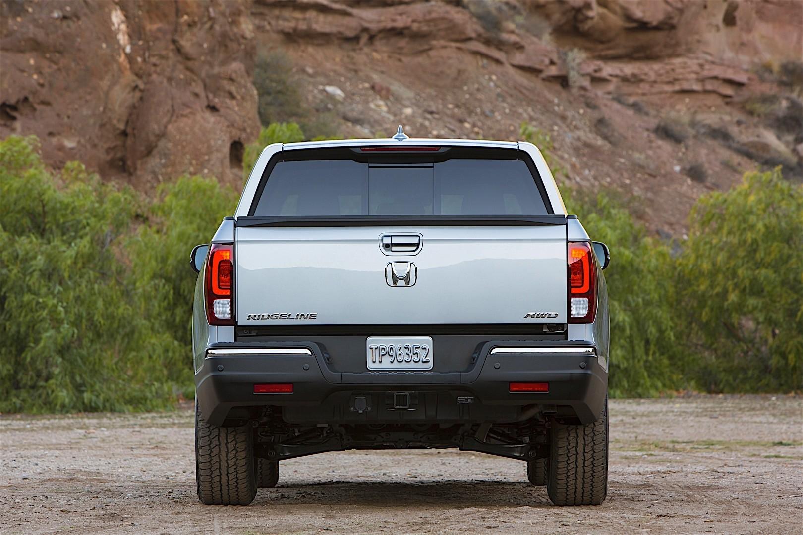 Image Result For Honda Ridgeline Driving Lights