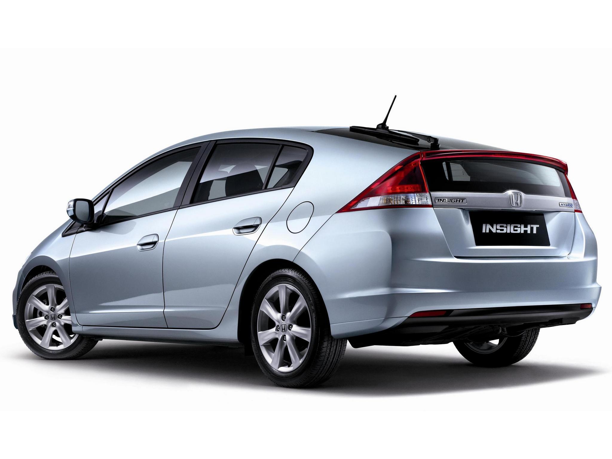 Honda Insight Specs 2012 2013 2014 Autoevolution