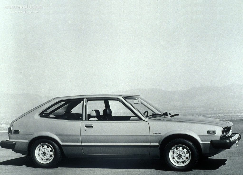 HONDA Accord 3 Doors - 1976, 1977, 1978, 1979, 1980, 1981 ...