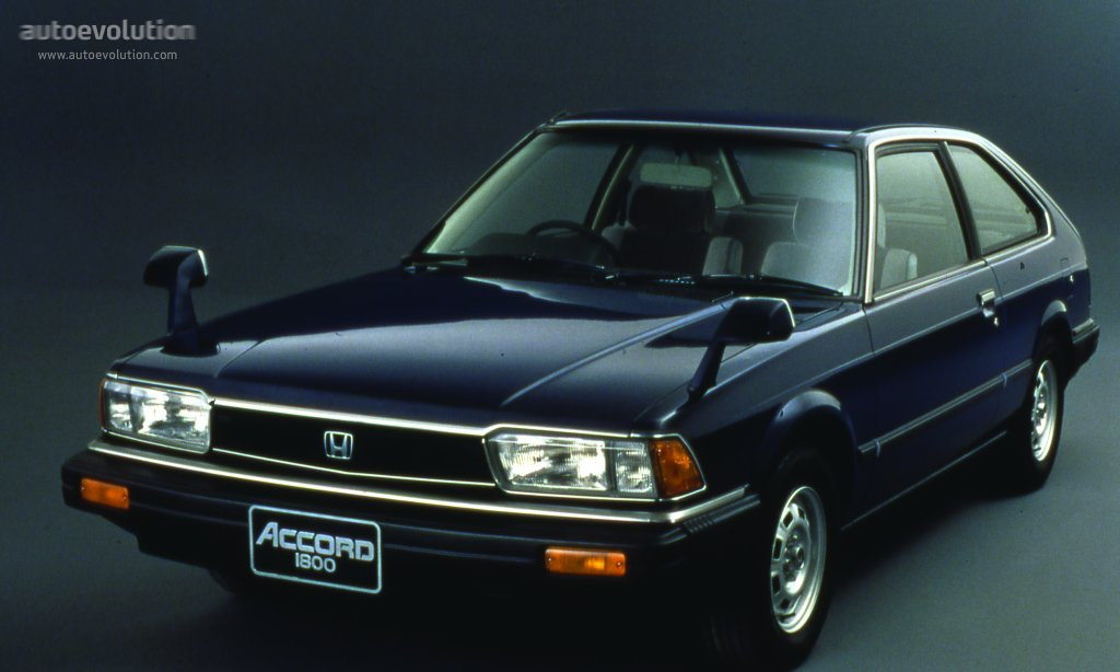 1985 Honda Accord Interior >> HONDA Accord 3 Doors - 1981, 1982, 1983, 1984, 1985 - autoevolution