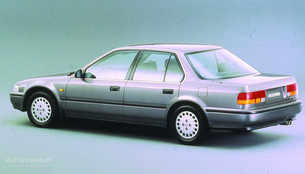 Honda Accord 4 Doors 1989 1993