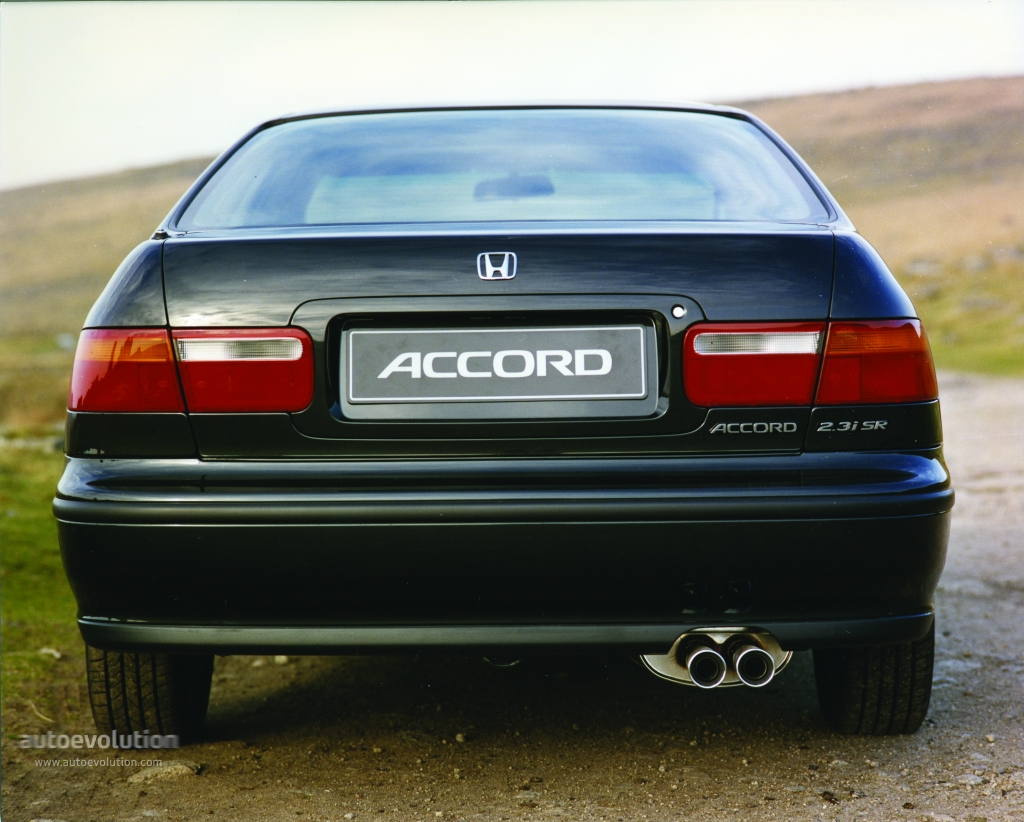 HONDA Accord 4 Doors specs - 1993, 1994, 1995, 1996 ...