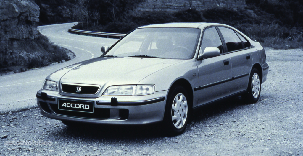 HONDA Accord 4 Doors specs - 1996, 1997, 1998 - autoevolution