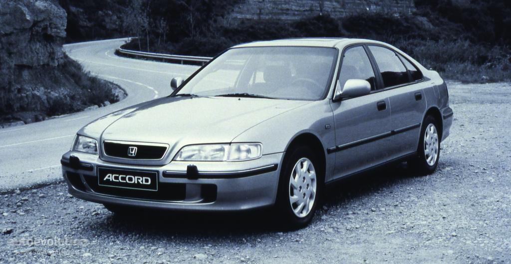 Honda Accord 4 Doors 1996 1997 1998 Autoevolution