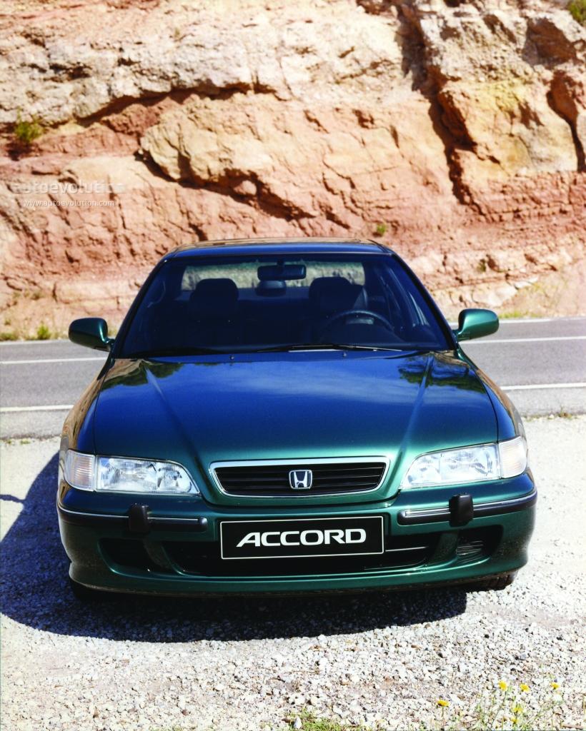 Honda Accord Evolution >> HONDA Accord 4 Doors - 1996, 1997, 1998 - autoevolution
