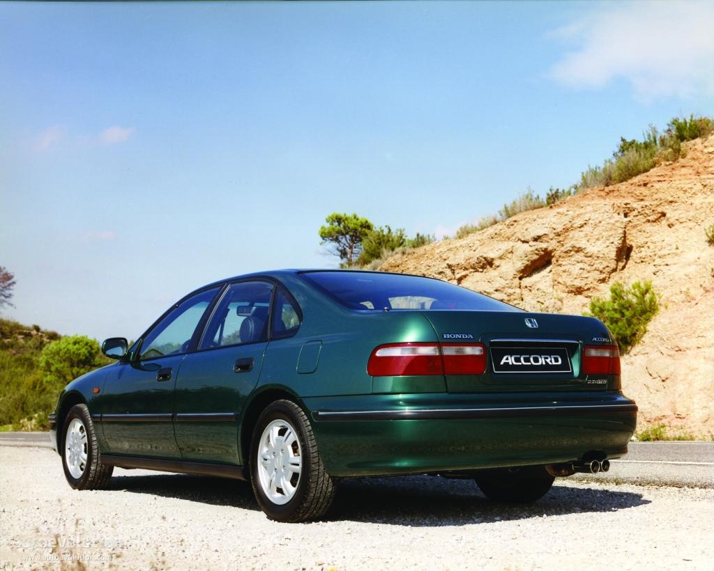 1998 Honda Accord Reviews >> HONDA Accord 4 Doors - 1996, 1997, 1998 - autoevolution