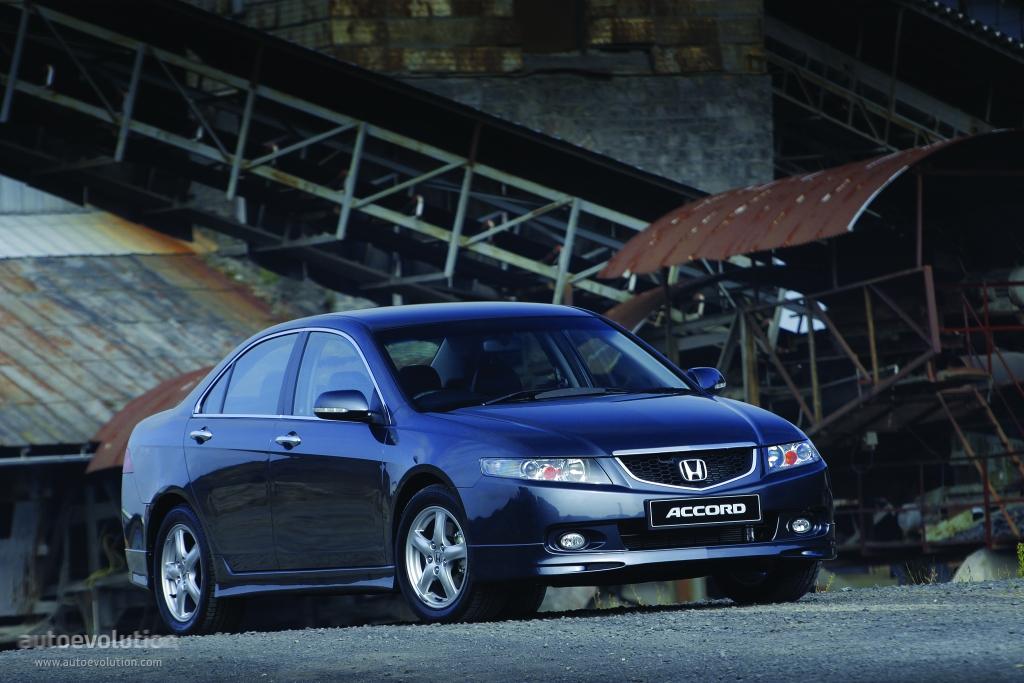 Honda Accord 4 Doors 2003 2006