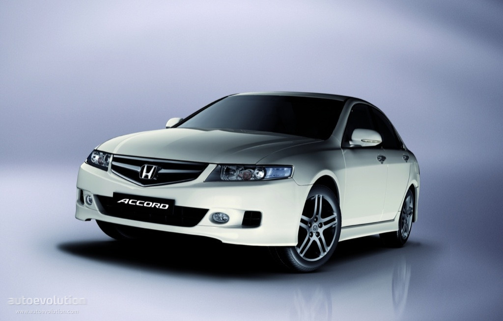 honda accord 4 doors specs photos 2006 2007 2008 autoevolution. Black Bedroom Furniture Sets. Home Design Ideas
