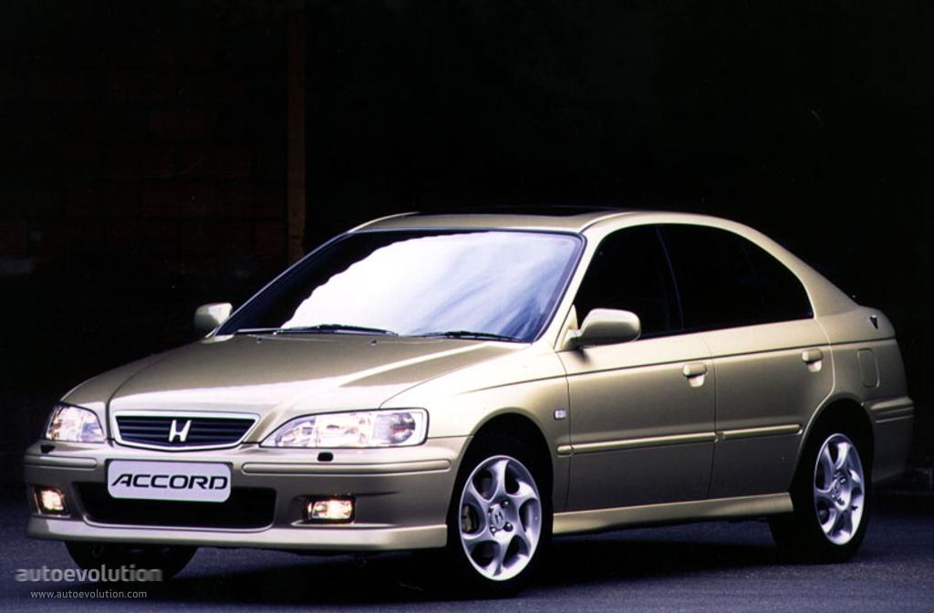 Honda Accord 5 Doors 1999 2000 2001 Autoevolution