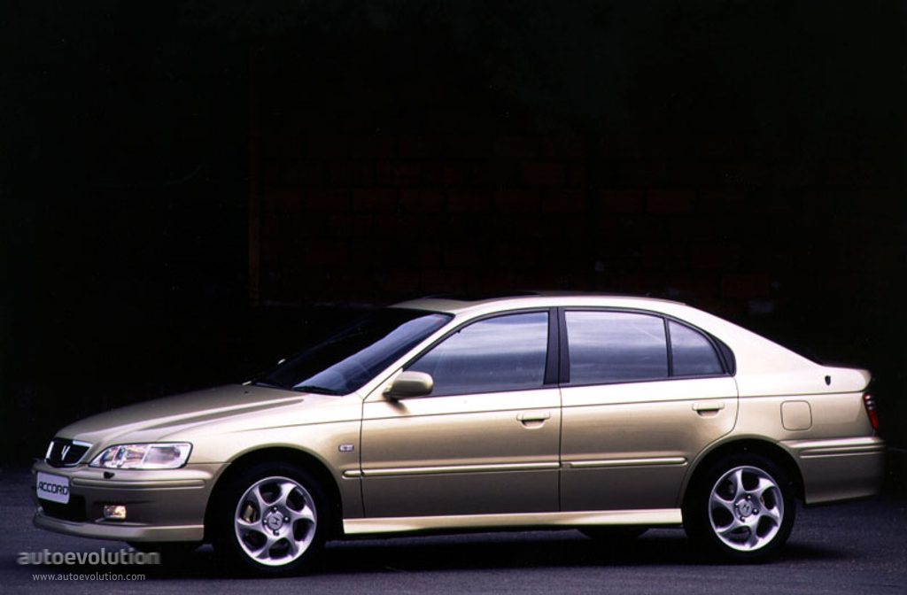 HONDA Accord 5 Doors - 1999, 2000, 2001 - autoevolution