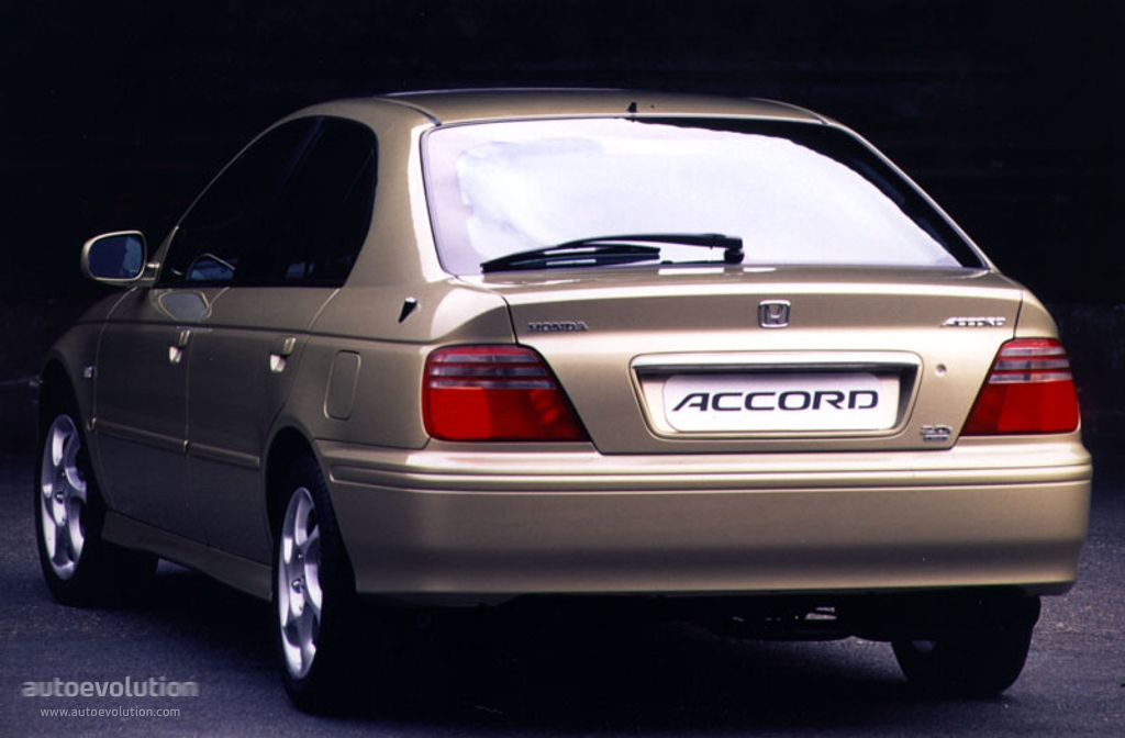 HONDA Accord 5 Doors specs - 1999, 2000, 2001 - autoevolution