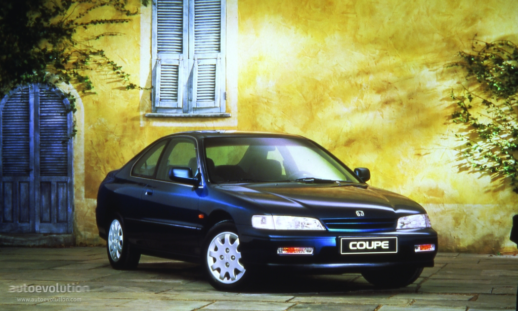 HONDA Accord Coupe - 1994, 1995, 1996, 1997, 1998 - autoevolution