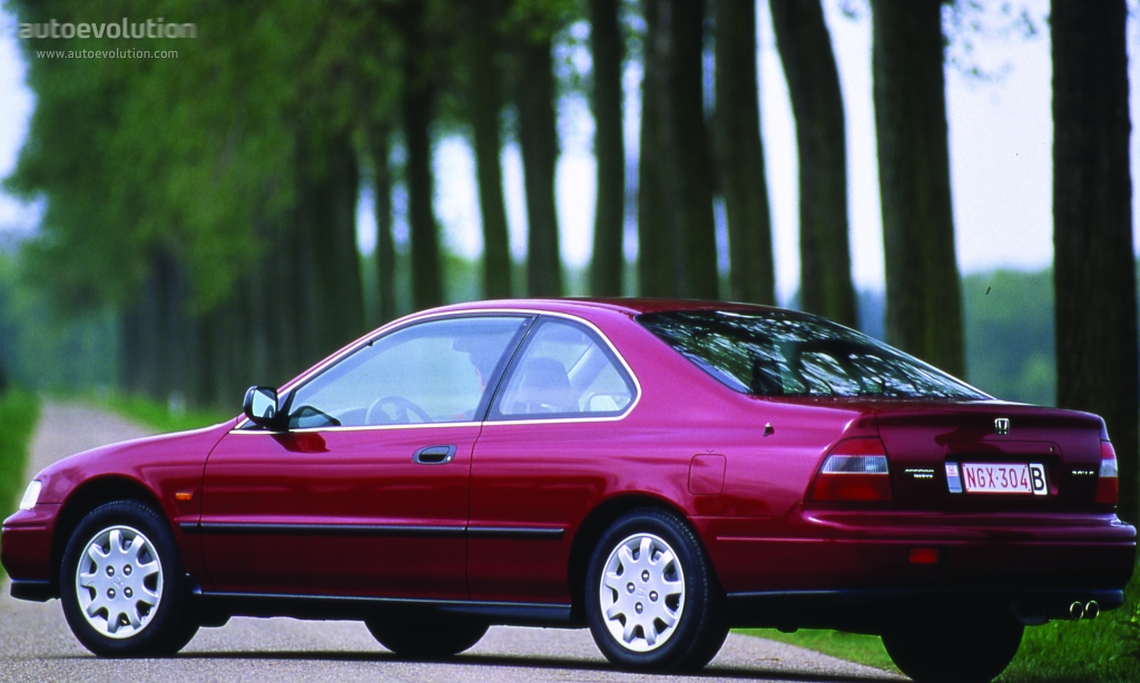 Honda Accord Coupe 1994 1995 1996 1997 1998