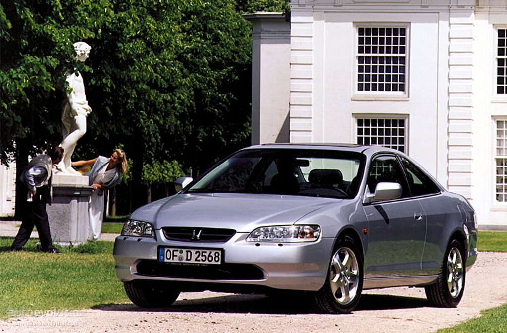 Beautiful HONDA Accord Coupe (1998   2002) ...