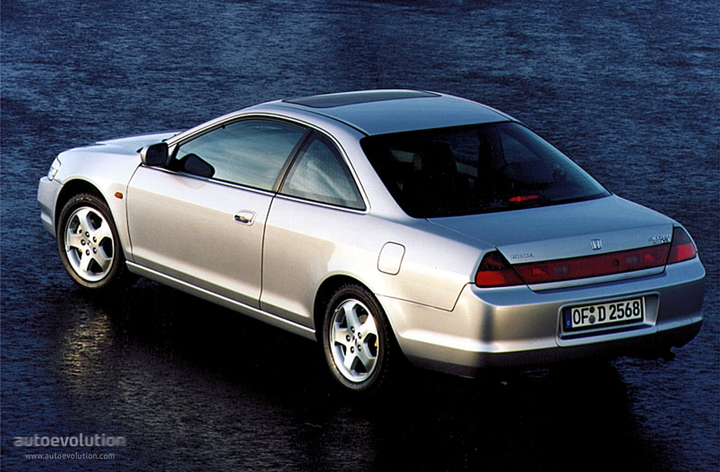 Beautiful ... HONDA Accord Coupe (1998   2002) ...