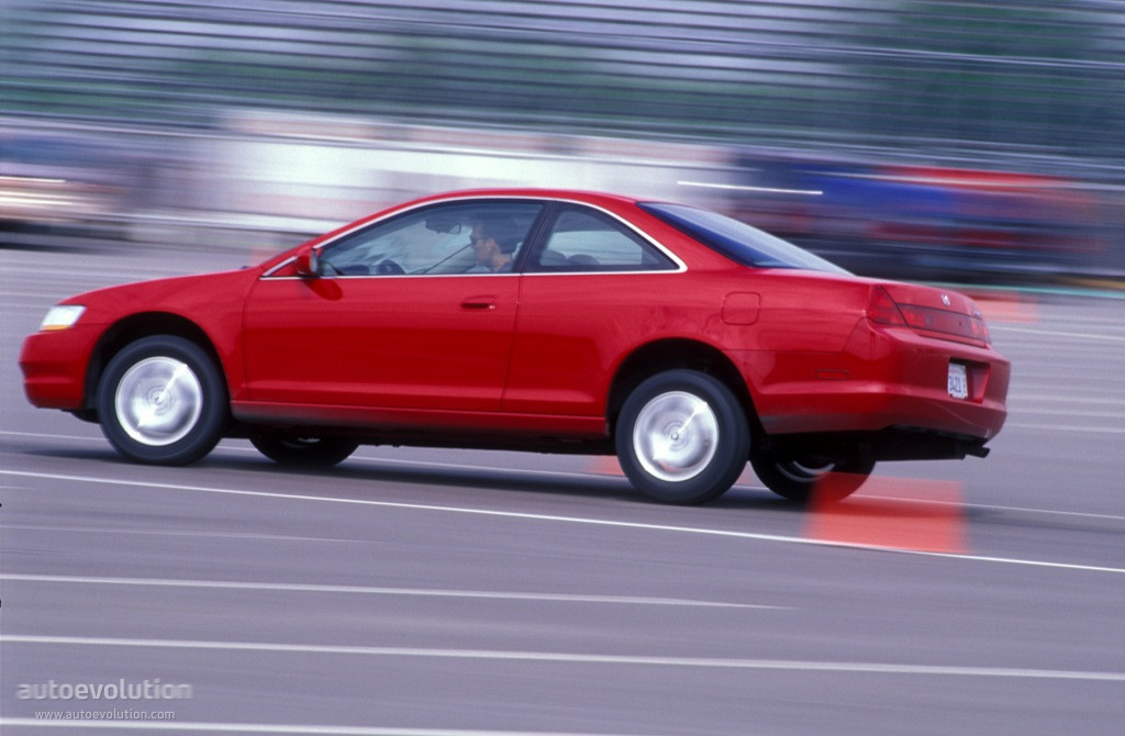 HONDA Accord Coupe specs & photos - 1998, 1999, 2000, 2001 ...